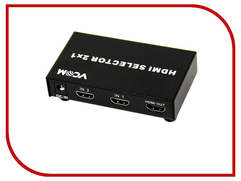 Аксессуар VCOM HDMI 1.4V Switch 2x1 DD432<br>