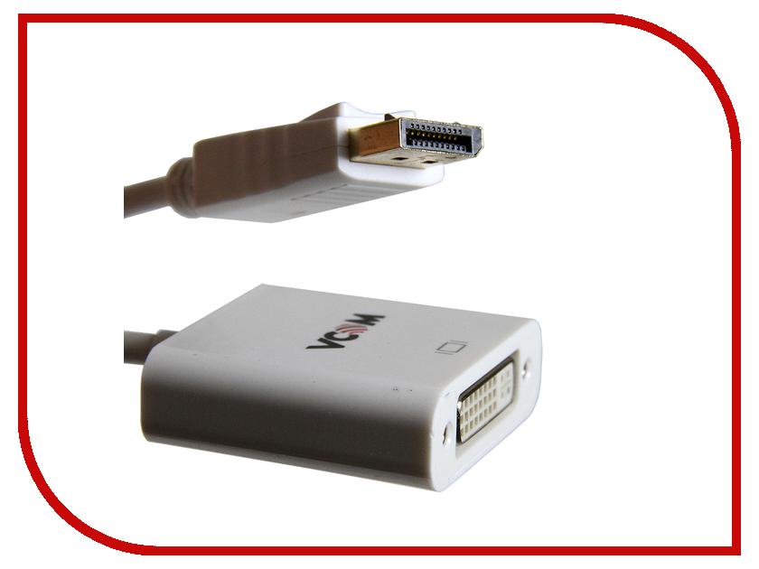 Аксессуар VCOM DisplayPort M - DVI F CG602