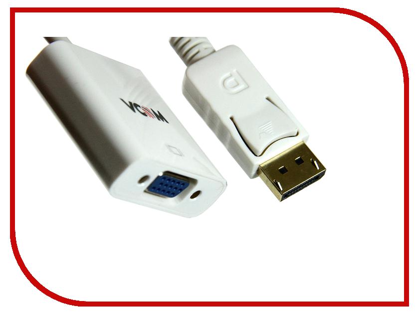 Аксессуар VCOM DisplayPort M - VGA F CG603