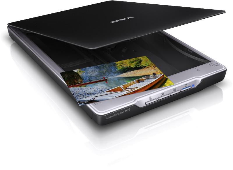 Сканер Epson Perfection V19 Выгодный набор + серт. 200Р!!!
