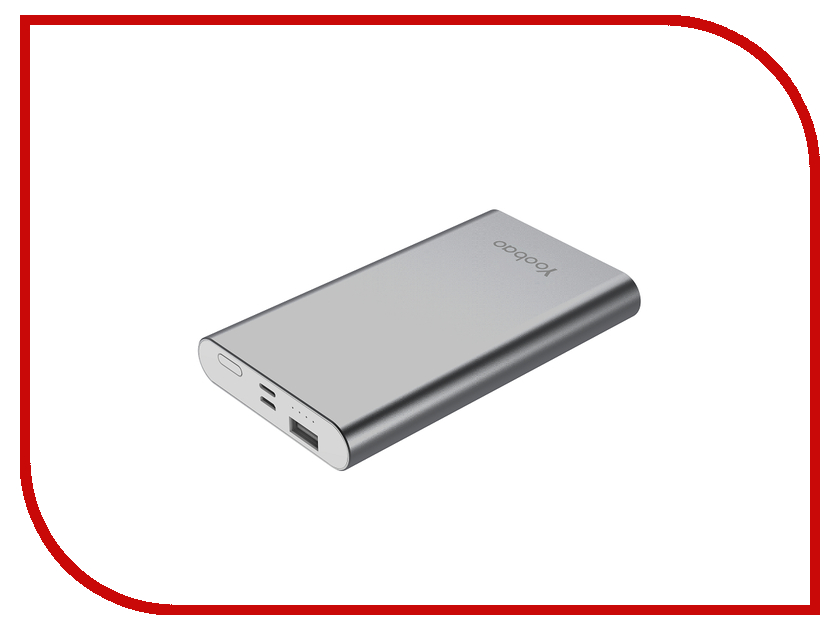 Аккумулятор Yoobao Power Bank PL10 10000mAh Grey