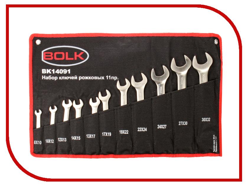 Ключ BOLK BK14091 блокиратор руля bolk bk02152