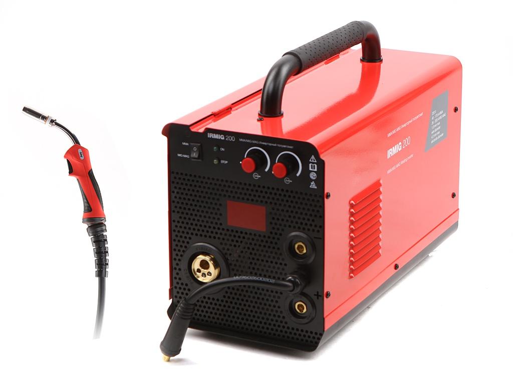 Сварочный аппарат Fubag Irmig 200 с горелкой FB 250