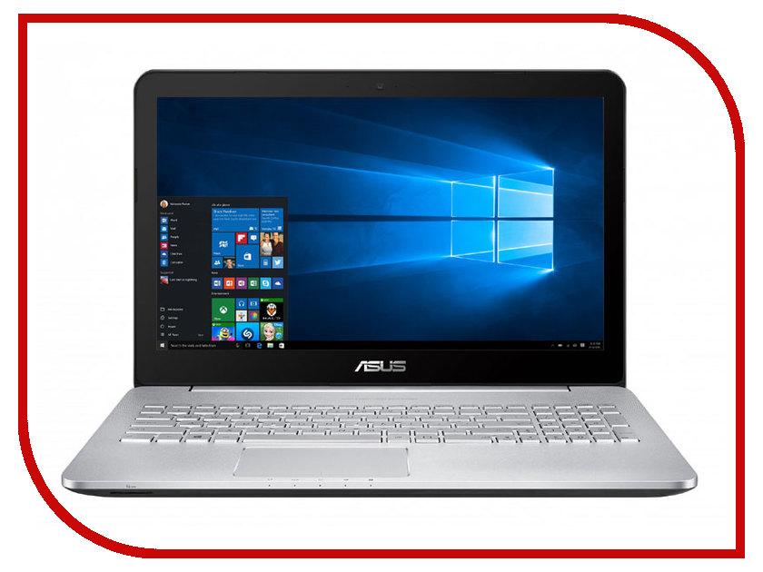 ASUS Ноутбук ASUS N552VX-FW354T Special Edition 90NB09P1-M04190 (Intel Core i5-6300HQ 2.3 GHz/8192Mb/1000Gb + 128Gb SSD/DVD-RW/nVidia GeForce GTX 950M 2048Mb/Wi-Fi/Cam/15.6/1920x1080/Windows 10 64-bit)