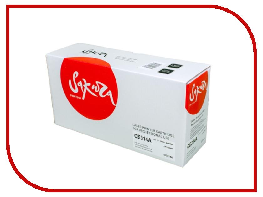 Картридж Sakura SACE314A для HP MFP M175a / M175nw / CP1025 / CP1025nw