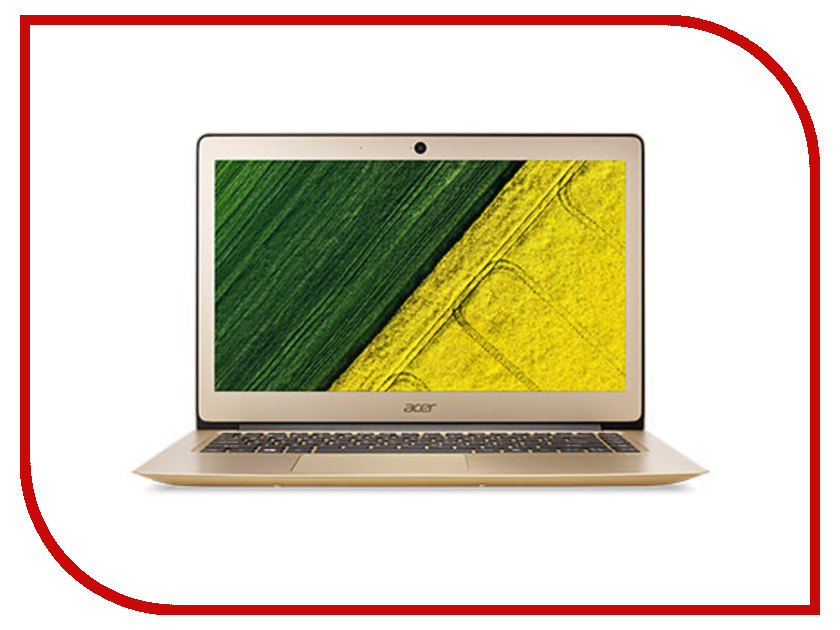 Ноутбук Acer Swift 3 SF314-51-38VF NX.GKKER.021 (Intel Core i3-7100U 2.4 GHz/8192Mb/128Gb SSD/No ODD/Intel HD Graphics/Wi-Fi/Bluetooth/Cam/14.0/1920x1080/Linux)<br>