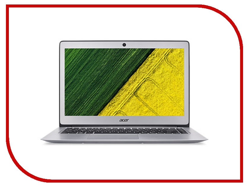 Ноутбук Acer Swift 3 SF314-51-59X5 NX.GKBER.022 (Intel Core i5-7200U 2.5 GHz/8192Mb/256Gb SSD/No ODD/Intel HD Graphics/Wi-Fi/Bluetooth/Cam/14.0/1920x1080/Windows 10 64-bit)<br>