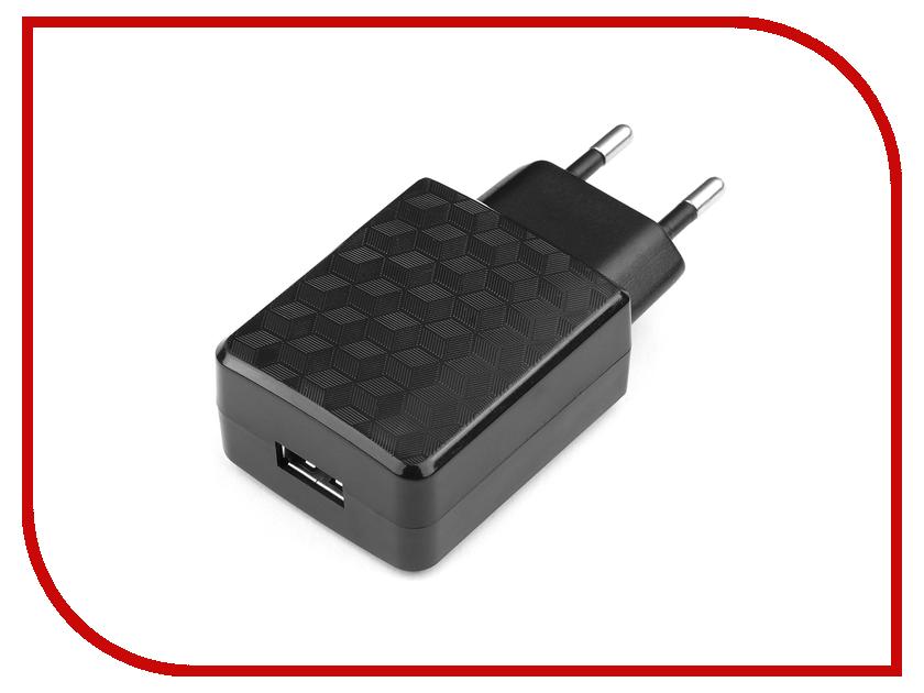 Зарядное устройство Gembird Cablexpert 1A Black MP3A-PC-04
