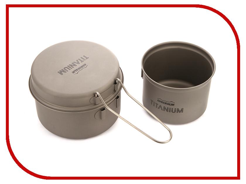Посуда Adrenalin Titanium Compact