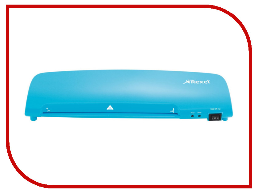 Ламинатор Rexel Joy A4 125 мкм Blue funi a4 magnetic sheet blue