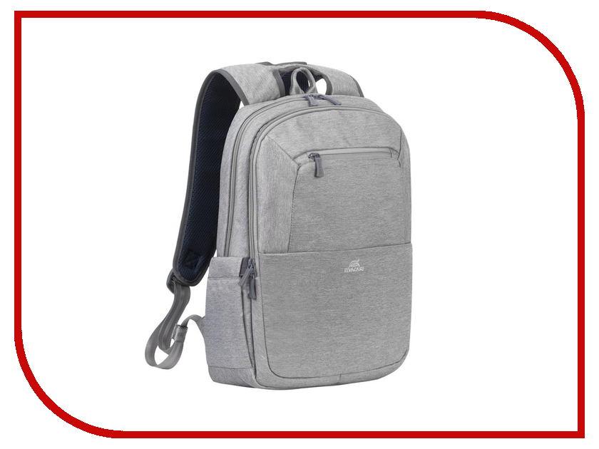 Рюкзак RIVACASE 15.6 7760 Grey аксессуар сумка 15 6 rivacase 8730 grey
