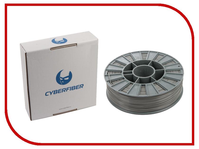 Аксессуар CyberFiber ABS-пластик 1.75mm Grey 750гр