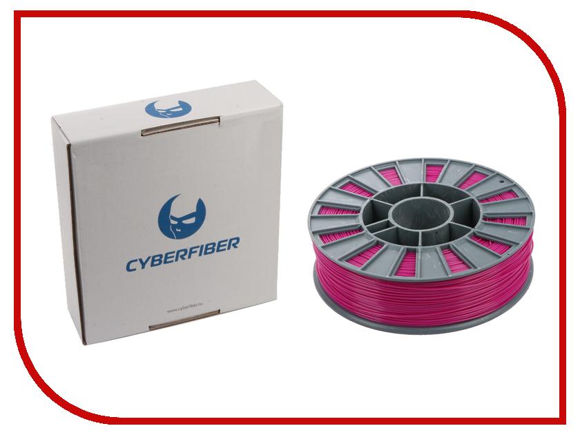 Аксессуар CyberFiber ABS-пластик 1.75mm Purple 750гр