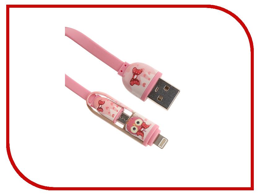 Аксессуар IQ Format Совы 1 Lightning-USB