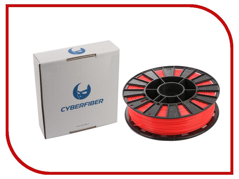 Аксессуар CyberFiber PLA-пластик 1.75mm Coral 750гр