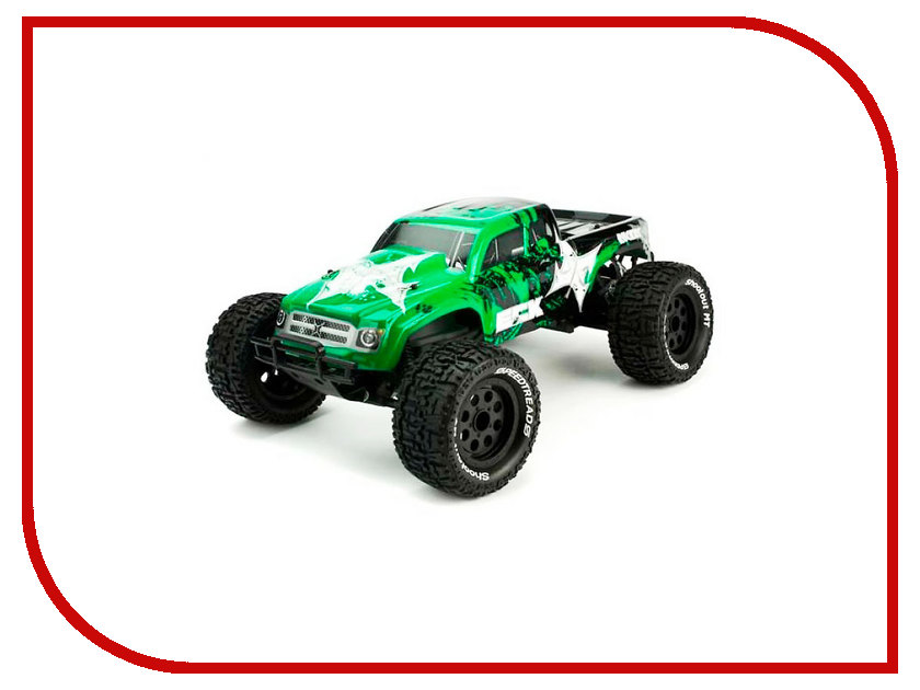 Игрушка ECX Ruckus Black-Green ECX03051IT2 hertz ecx 690 5
