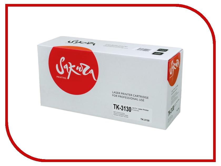 Картридж Sakura SATK3130 / TK3130 для Kyocera Mita FS-4200/4300 картридж sakura black для laserjet 4200 4300 4240 4240n 4250 4350 4345 series