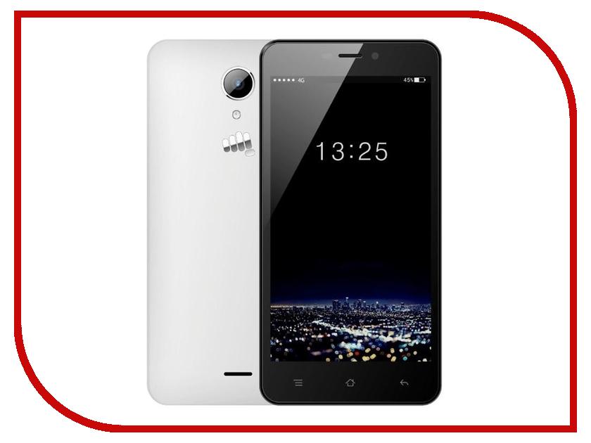 Сотовый телефон Micromax Canvas Pace 2+ Q479 White<br>