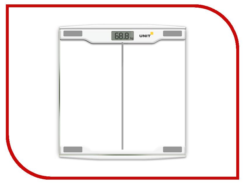Весы UNIT UBS-2054 Light Grey