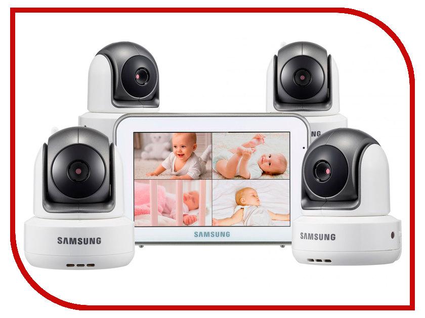 Видеоняня Samsung SEW-3043WPX4 видеоняня samsung samsung видеоняня sew 3043wpx3