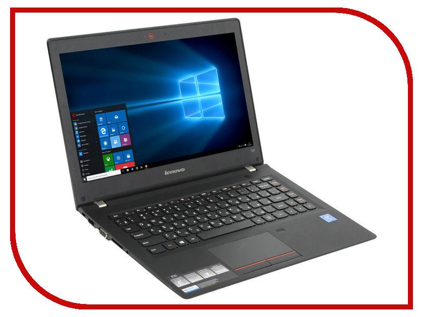 Ноутбук Lenovo E3180 80MX00WHRK (Intel Pentium 4405U 2.1 GHz/4096Mb/128Gb SSD/No ODD/Intel HD Graphics/Wi-Fi/Bluetooth/Cam/13.3/1366x768/Windows 10 64-bit) ноутбук hp 15 bs050ur 1vh49ea intel pentium n3710 1 6 ghz 4096mb 500gb no odd amd radeon 520 2048mb wi fi bluetooth cam 15 6 1366x768 windows 10 64 bit
