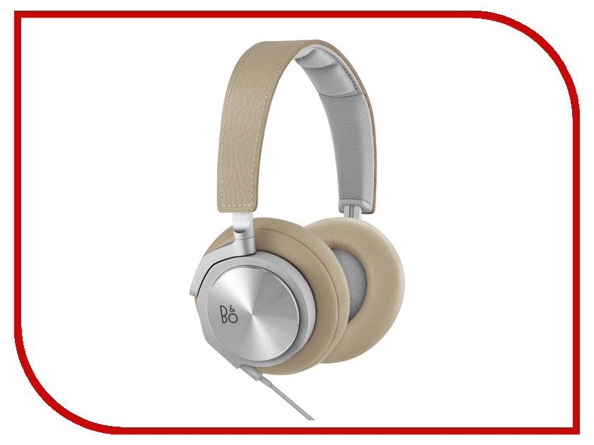 Гарнитура Bang & Olufsen BeoPlay H6 2nd Generation Natural Leather