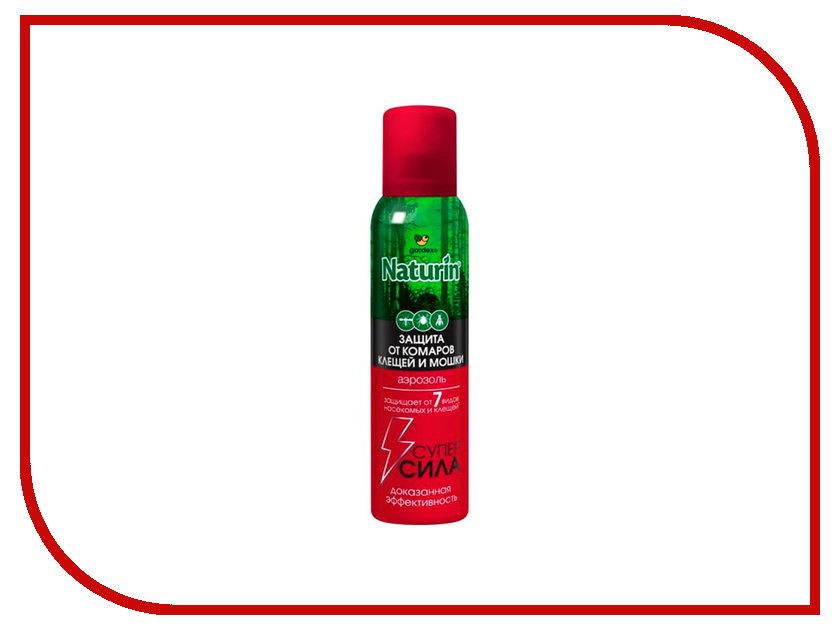 Средство защиты от комаров Gardex Naturin Супер Сила 3 в 1 Аэрозоль 150ml