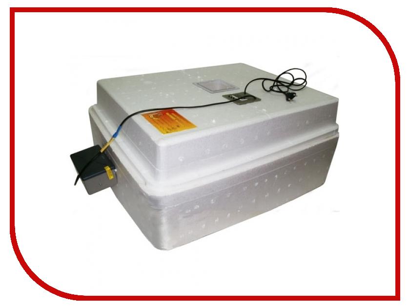 Инкубатор Несушка БИ-2 м 77 яиц, автоповорот, цифровой терморегулятор, измеритель влажности, 220В