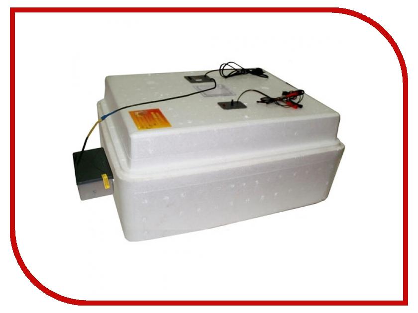 Инкубатор Несушка БИ-2 м 77 яиц, автоповорот, цифровой терморегулятор, 220/12В