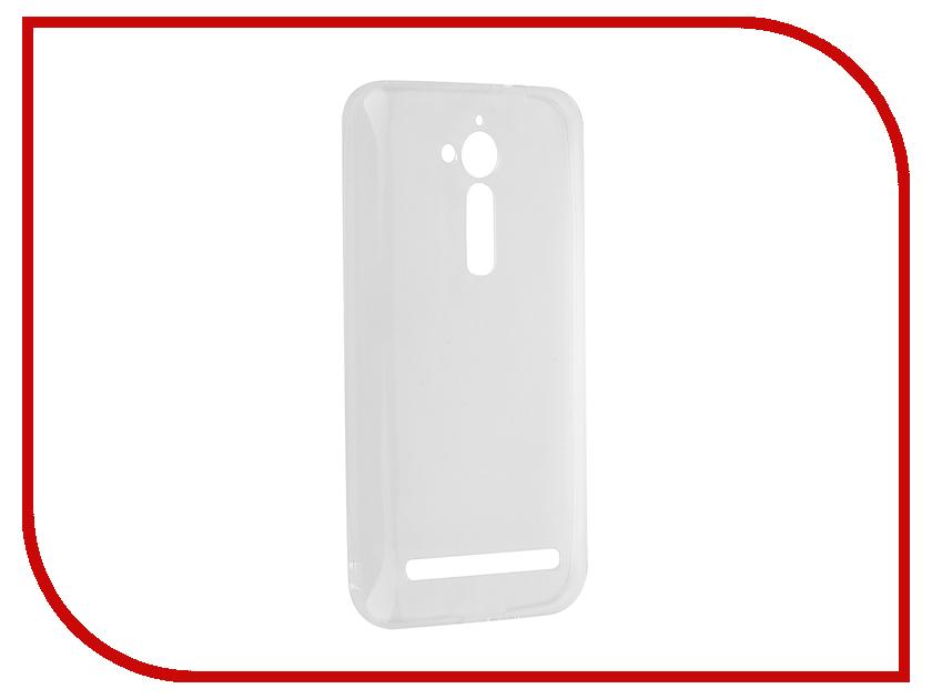 Аксессуар Защитный комплект DF aKit-02 для ASUS ZenFone Go ZB500KL смартфон asus zenfone go zb500kl 16gb white 1b050ru
