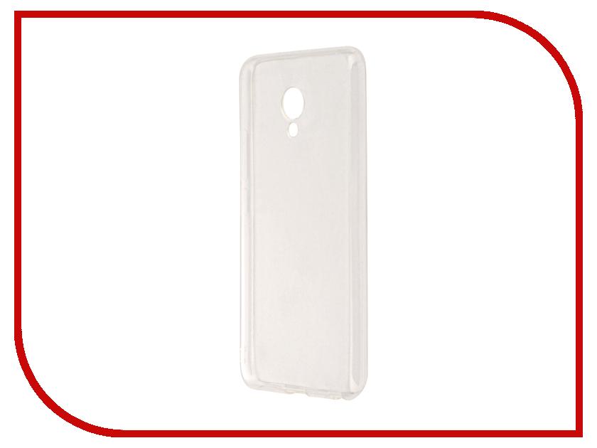 Аксессуар Чехол Meizu M5 DF mzCase-16 закаленное стекло чехол для смартфона meizu m5 note df mzkit 03 black