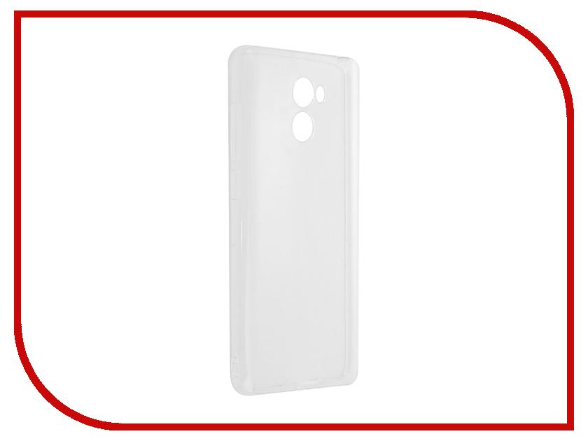 Аксессуар Чехол Xiaomi Redmi 4 DF xiCase-11 аксессуар чехол xiaomi redmi 4 onext silicone transparent 70500