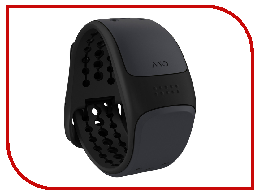 Пульсометр Mio Link S/M Black-Grey пульсометр mio fuse s m cobalt