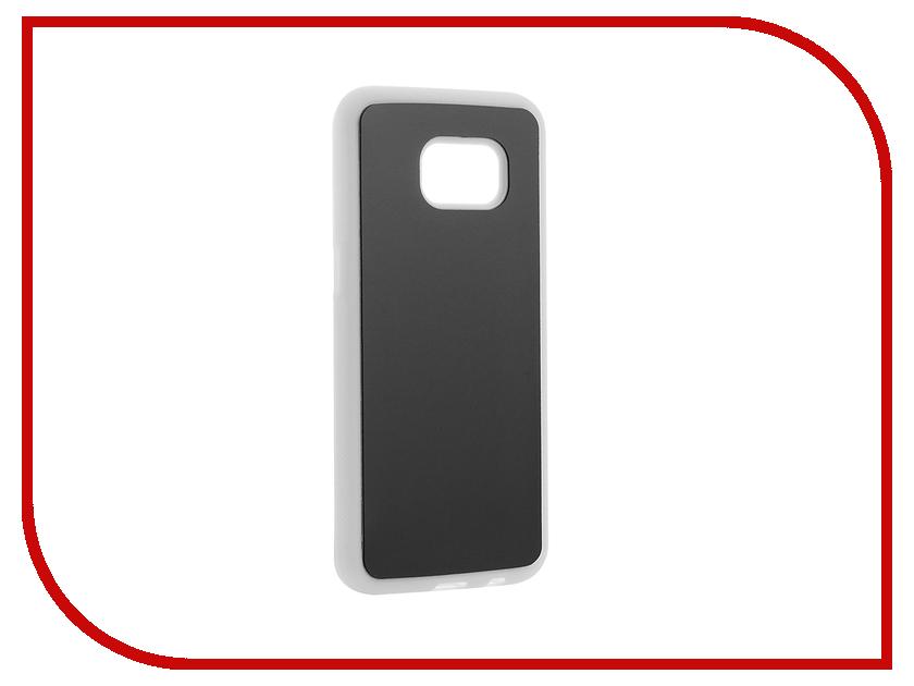 все цены на  Аксессуар Чехол Samsung Galaxy S7 Edge BROSCO White SS-S7E-STICKY-WHITE  онлайн