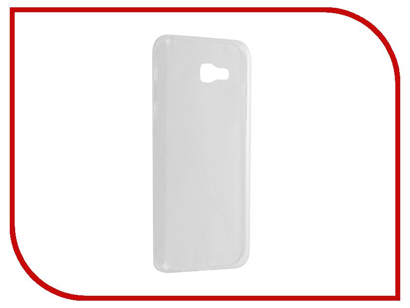 все цены на  Аксессуар Чехол Samsung Galaxy A7 2017 BROSCO Silicone Transparent SS-A7(7)-TPU-TRANSPARENT  онлайн