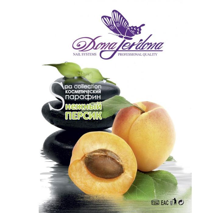 Парафин Dona Jerdona Персик с маслом кокоса 400гр 6979