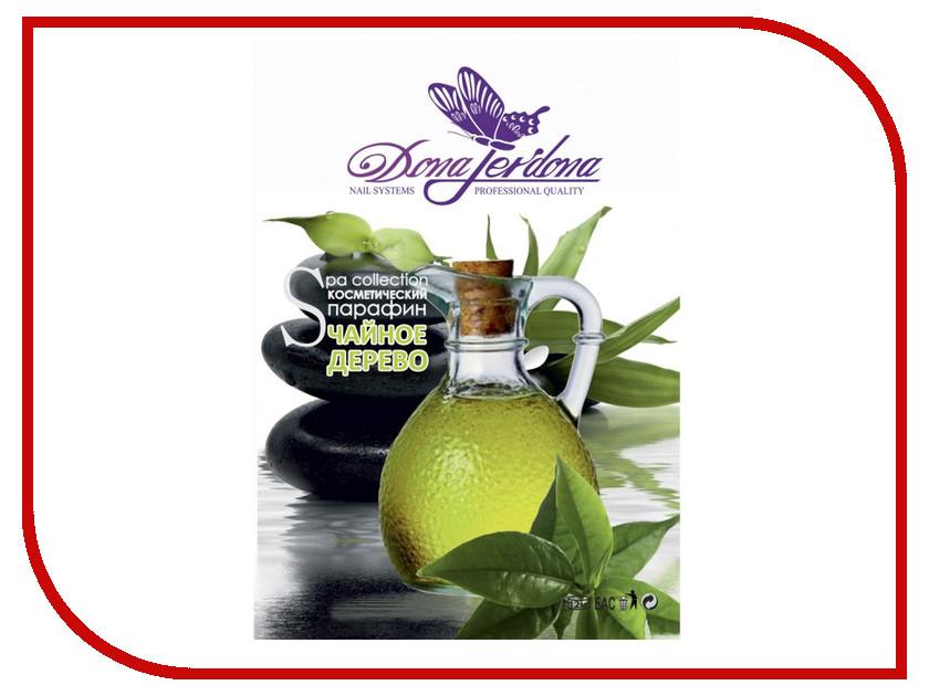 Парафин Dona Jerdona Чайное дерево с маслом кокоса 400гр 6980 vs 305 dona jerdona