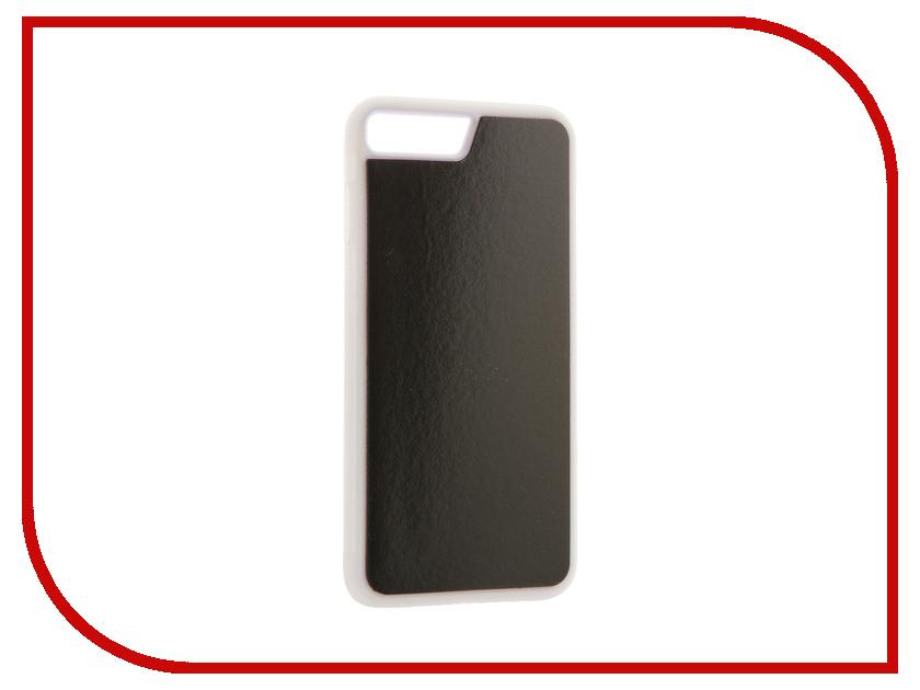 Аксессуар Чехол BROSCO для APPLE iPhone 7 Plus White IP7P-STICKY-WHITE