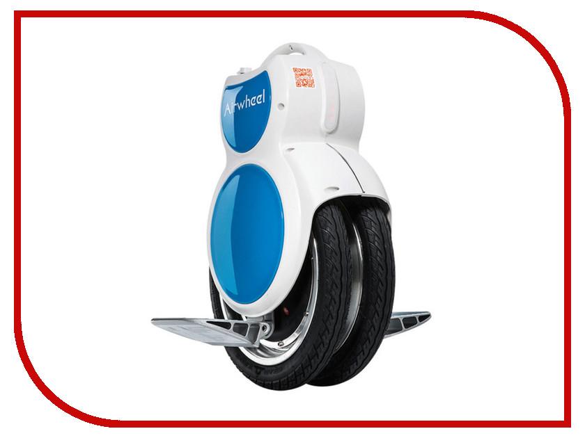 Моноколесо Airwheel Q6 130WH White-Blue vivitek qumi q6 white мультимедийный проектор