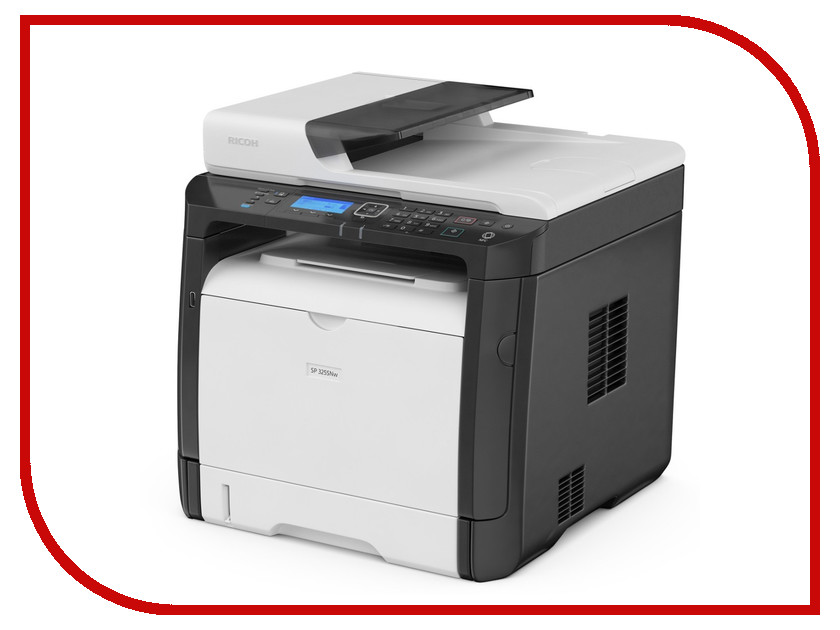 МФУ RICOH SP 325SNw 407982 картридж для принтера hp 824a cb382a yellow