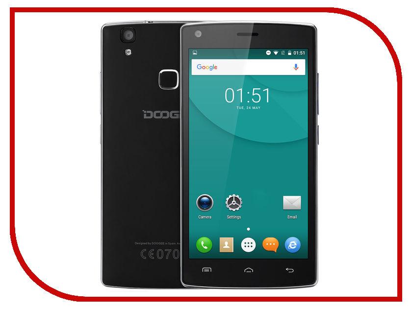 Сотовый телефон DOOGEE X5 Max Black