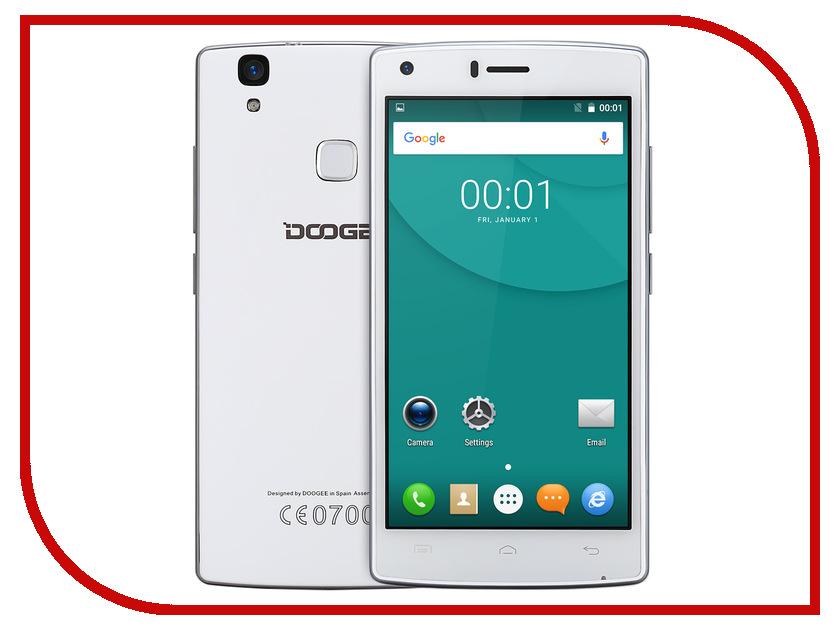 Сотовый телефон DOOGEE X5 Max White