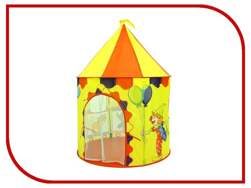 Игрушка Палатка СИМА-ЛЕНД Цирковой шатер 1230250
