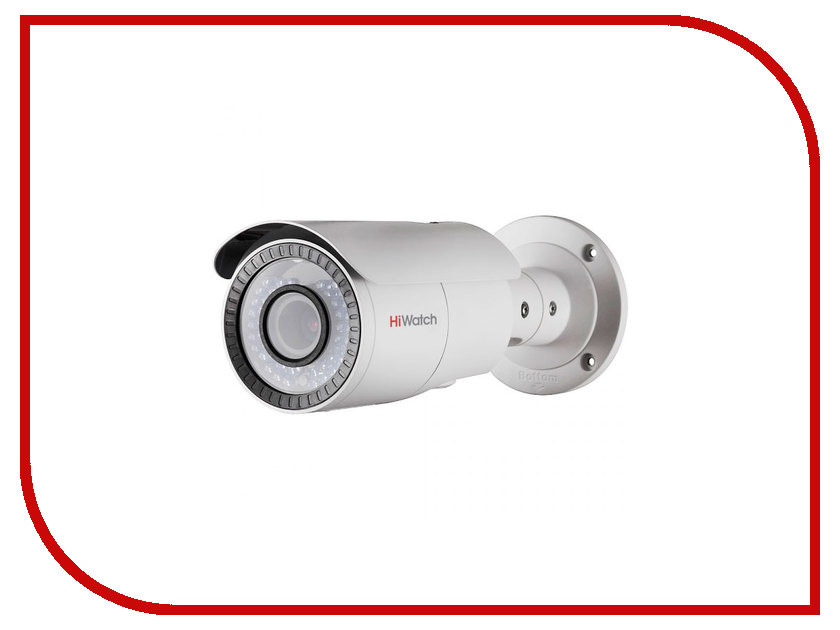 AHD камера HikVision HiWatch DS-T106 2.8-12mm  цена