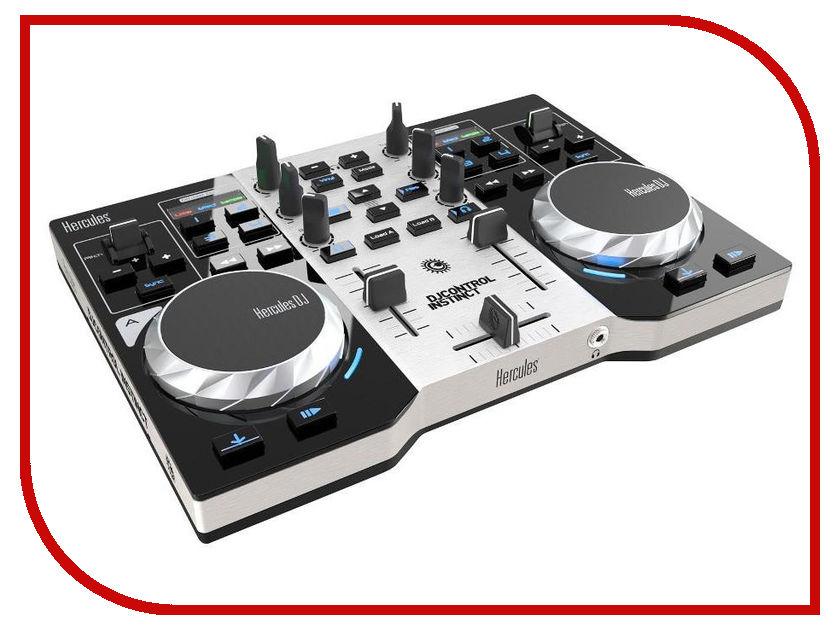 Пульт Hercules DJControl Instinct Party Pack 4780846