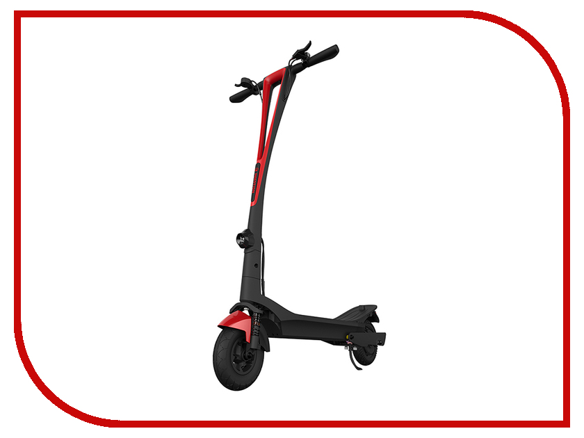 Электросамокат Inmotion Lively Black-Red
