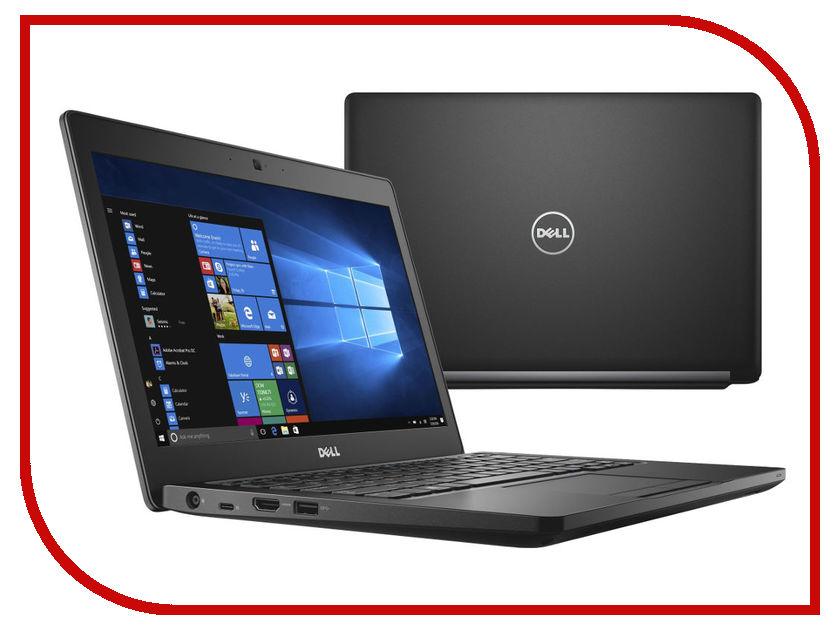 Ноутбук Dell Latitude 5280 5280-9569 (Intel Core i3-7100U 2.4 GHz/4096Mb/500Gb/No ODD/Intel HD Graphics/Wi-Fi/Bluetooth/Cam/12.5/1366x768/Windows 10 64-bit) адаптер dell intel ethernet i350 1gb 4p 540 bbhf