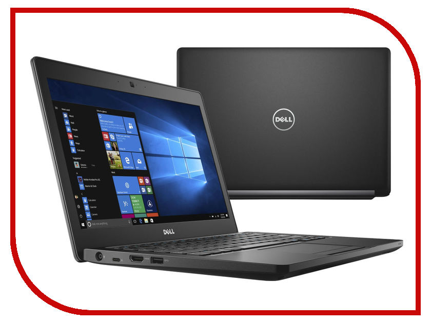 где купить Ноутбук Dell Latitude 5280 5280-9583 (Intel Core i5-7200U 2.5 GHz/8192Mb/256Gb SSD/No ODD/Intel HD Graphics/Wi-Fi/Bluetooth/Cam/12.5/1920x1080/Windows 10 64-bit) дешево