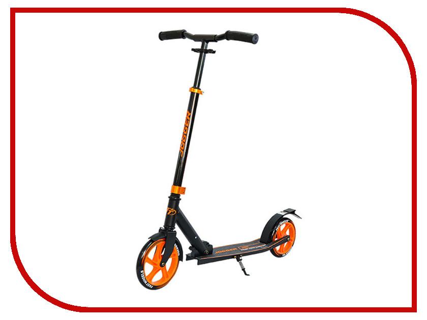 Самокат Tech Team 210 Jogger Black-Orange