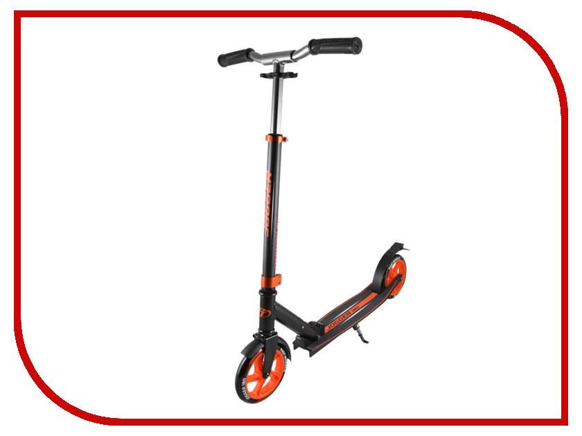 Самокат Tech Team 180 Jogger Black-Orange